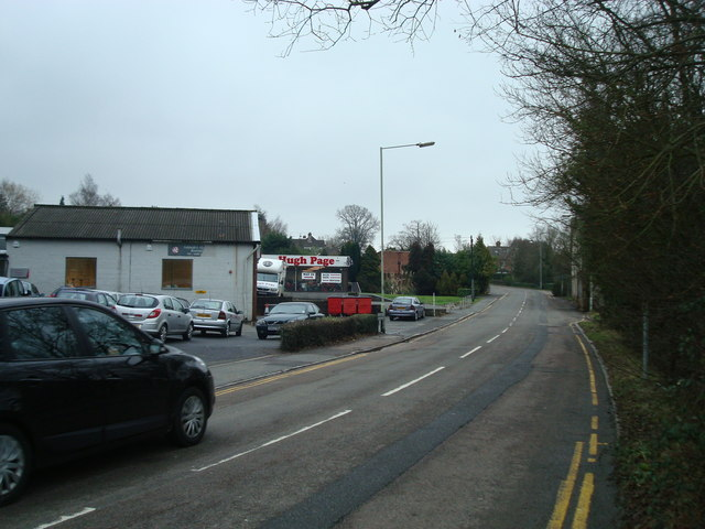 Station Road, Heathfield