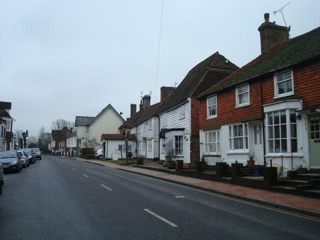 High Street, Burwash