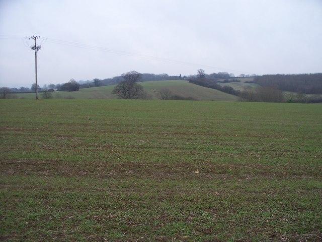 South Warwickshire farmland