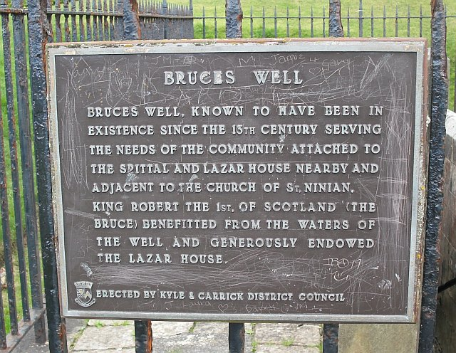 Bruce's Well