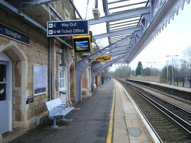 Etchingham Railway Station