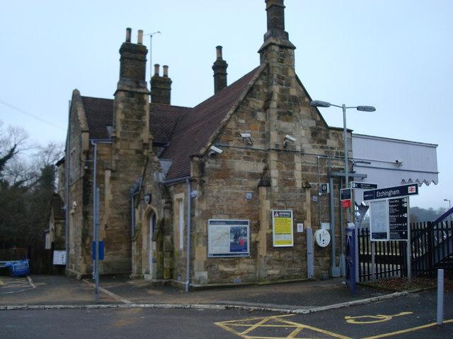 Etchingham Railway Station
