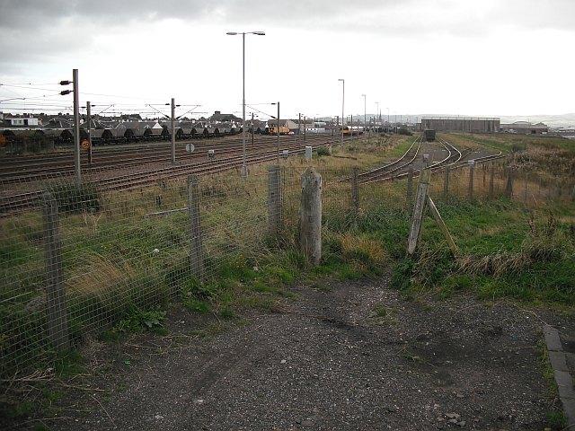 Falkland Yard
