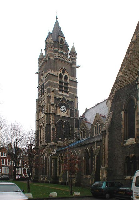 St Mark, Dalston, London E8