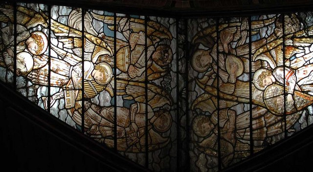 St Mark, Dalston, London E8 - Skylight window