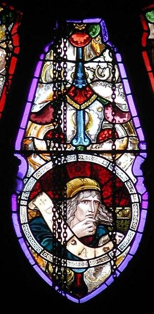 St Mark, Dalston, London E8 - Window