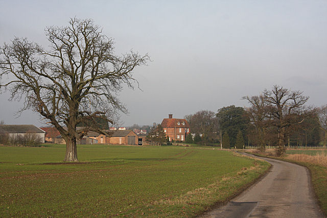 Fasbourn Hall