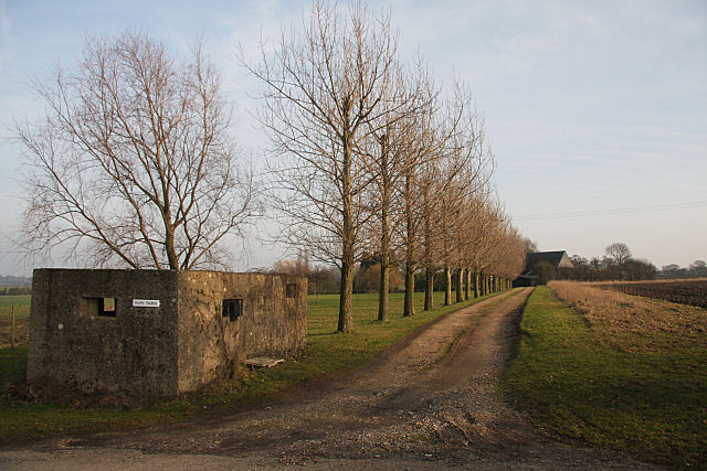 Track to Park Farm, Buxhall
