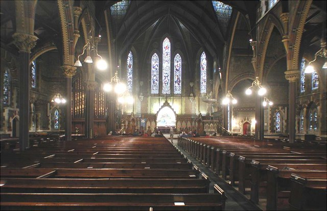 St Mark, Dalston, London E8 - East end