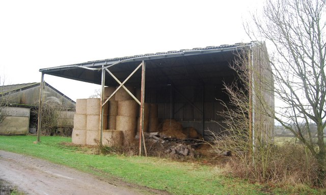 Hay barn, Wat Stock