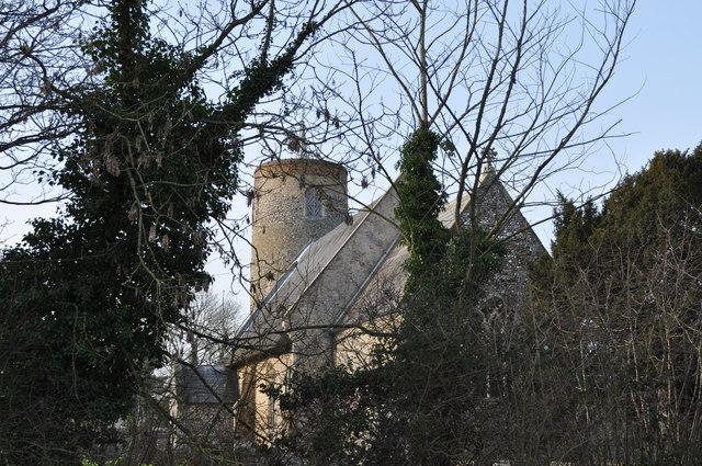 Seething Church