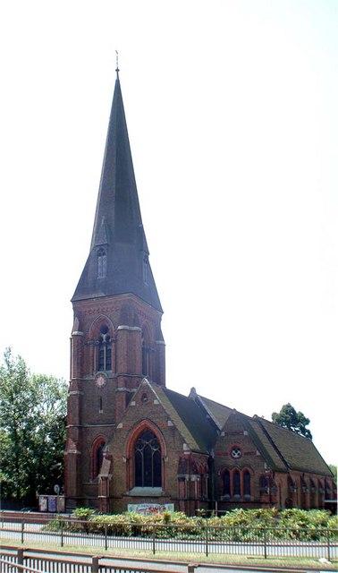 St Andrew, Hillingdon Road, Uxbridge