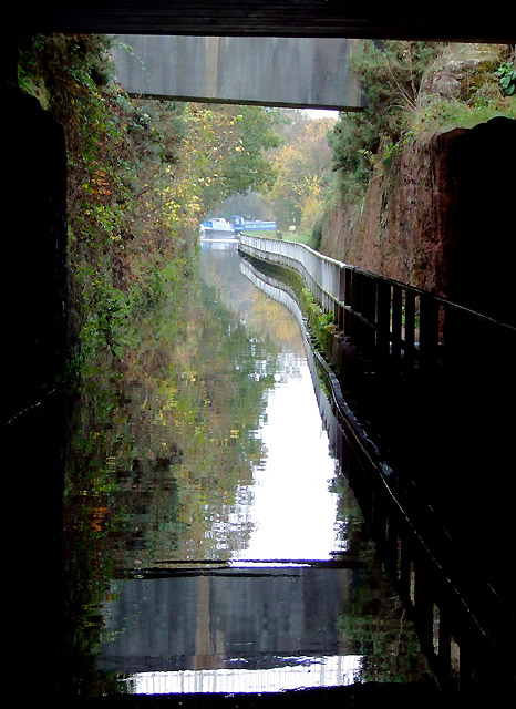 (Former) Armitage Tunnel, Staffordshire