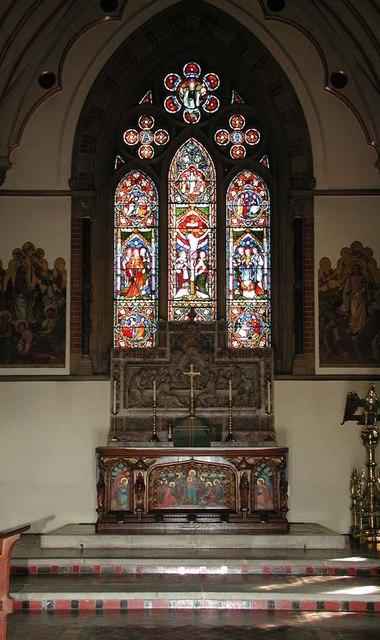 St Andrew, Hillingdon Road, Uxbridge - Sanctuary