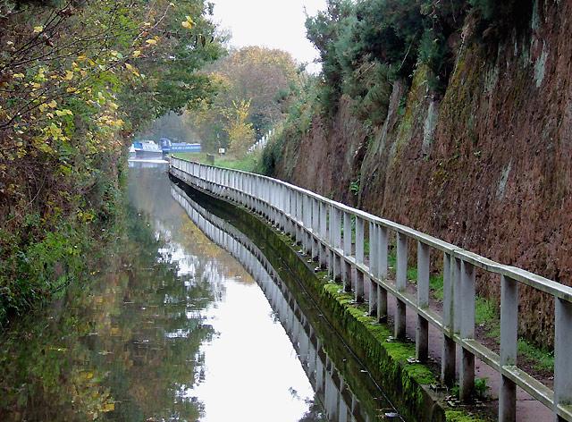 (Former) Armitage Tunnel, Staffordshire