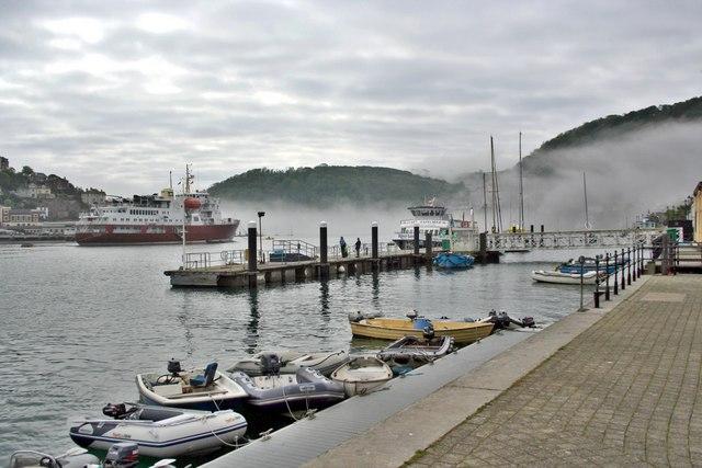 River Dart, Dartmouth
