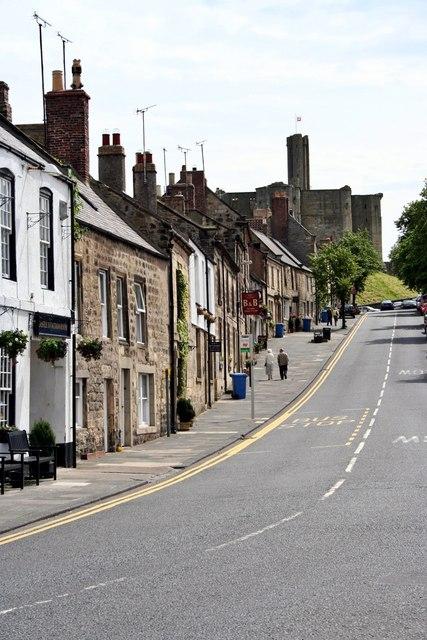 Castle Street, Warkworth