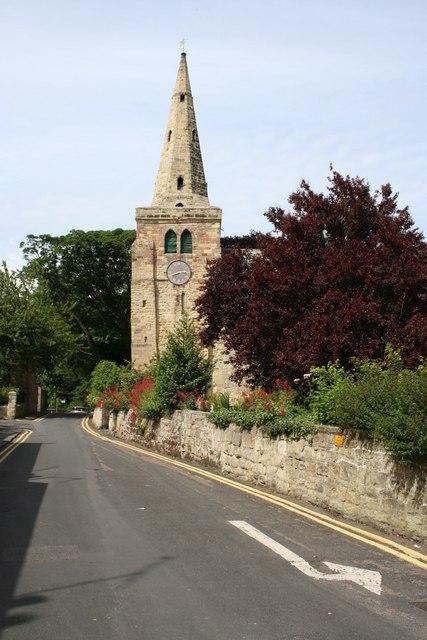 St. Lawrences's Church, Warkworth