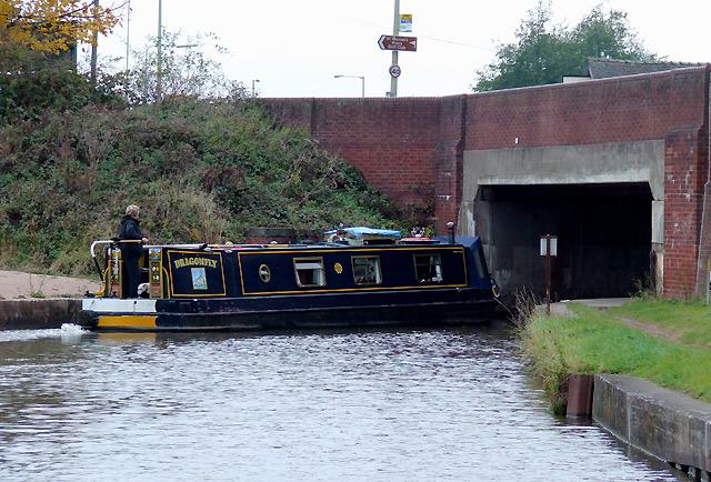 Bridge No 62 at Brereton, Staffordshire