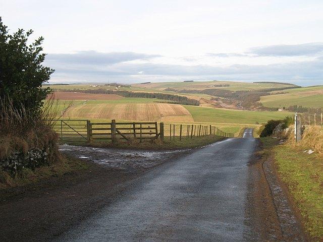 Road to Brockholes