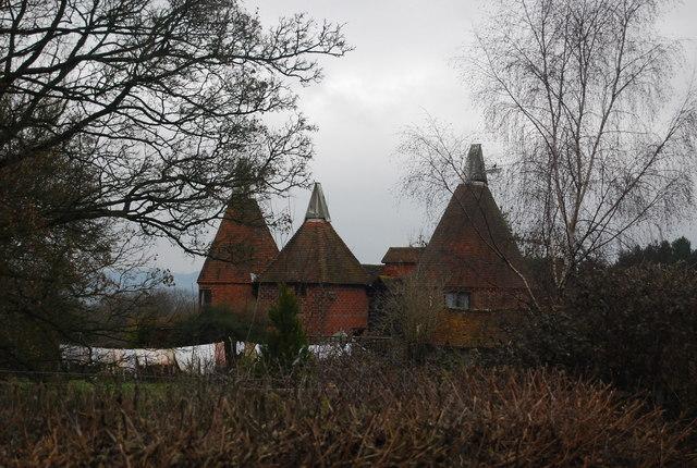Lew Cross Oast house