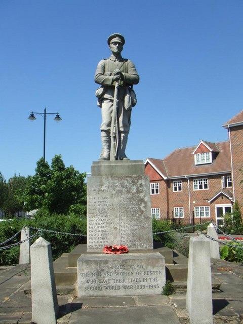 Heston War Memorial