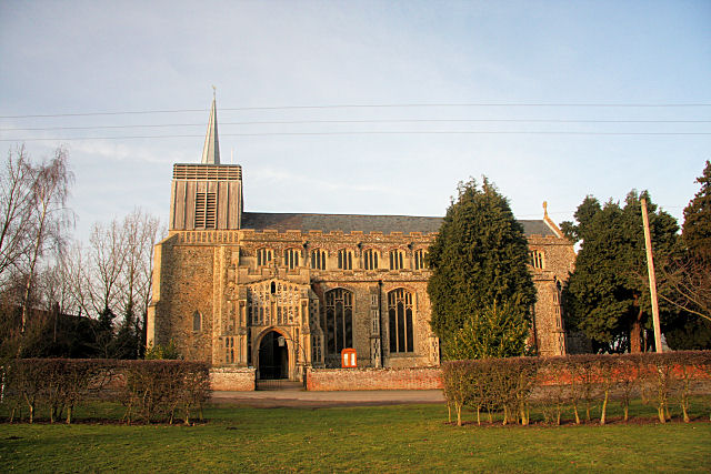 St Mary Magdalene Church, Bildeston