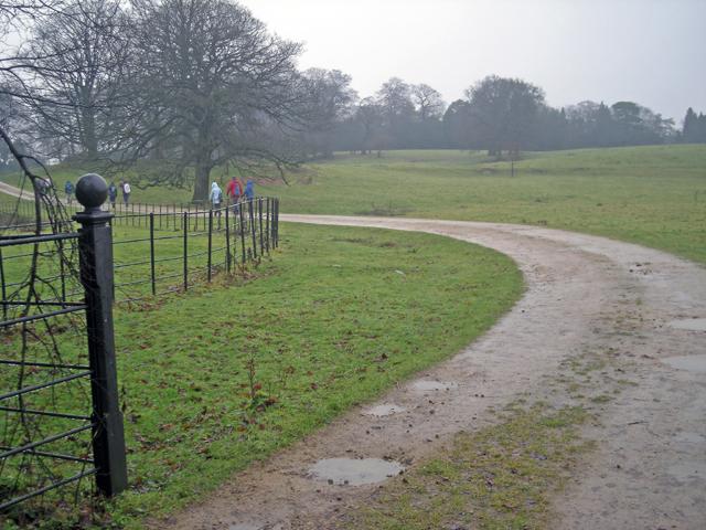 Hare Hill drive No 1