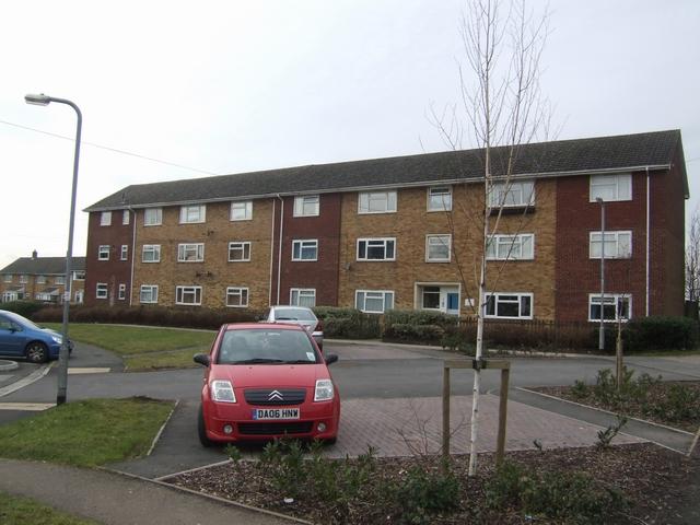 Council Housing - High Hill