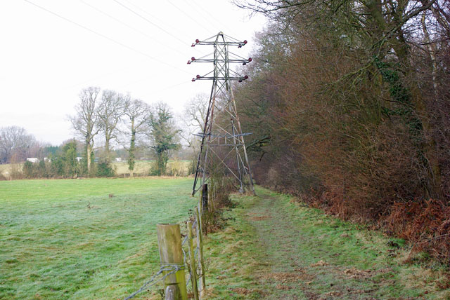 Small pylon