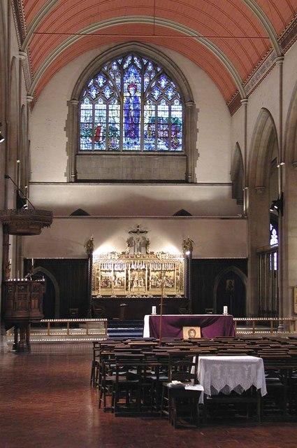 St Mary of Eton, Eastway, Hackney Wick, London E9 - East end