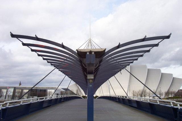 Bell's Bridge, Glasgow