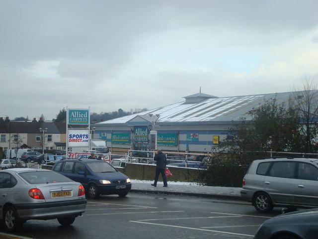 Orpington Retail Park, Sevenoaks Way, St Mary Cray