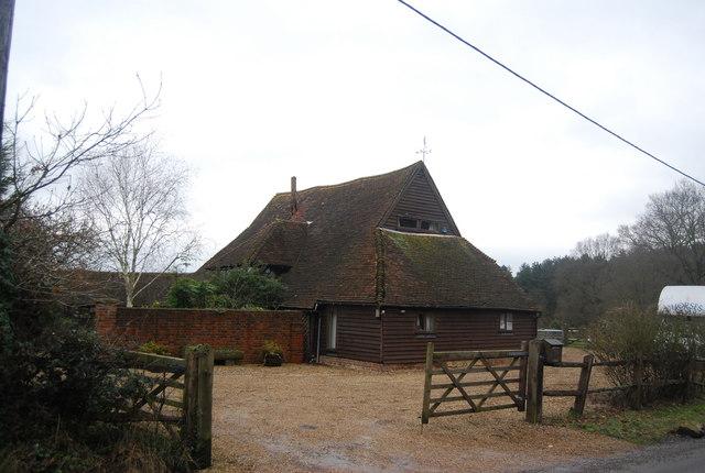 Slider's Barn