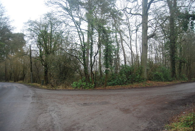 The Eden Valley Walk meets Weller's Town Rd