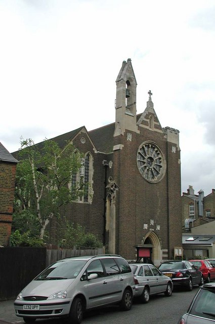 Holy Spirit, Narbonne Avenue, London SW4