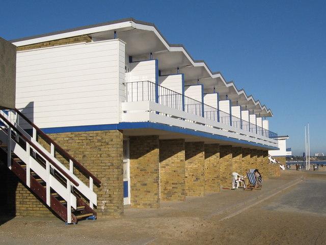 Beach Huts, Sandbanks, Dorset