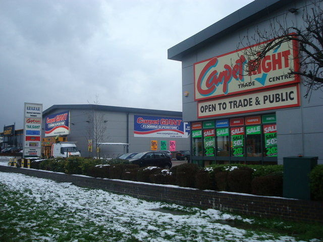 Retail Park, Cray Avenue, Orpington