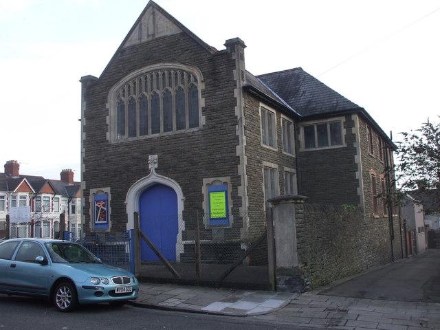 Pentyrch St. Baptist Church, Cardiff