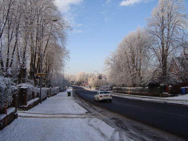 Nithsdale Road, Pollokshields