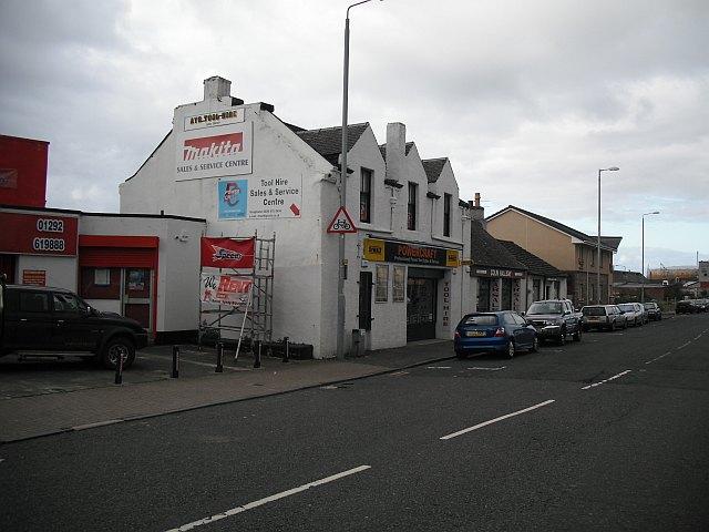 Peebles Street