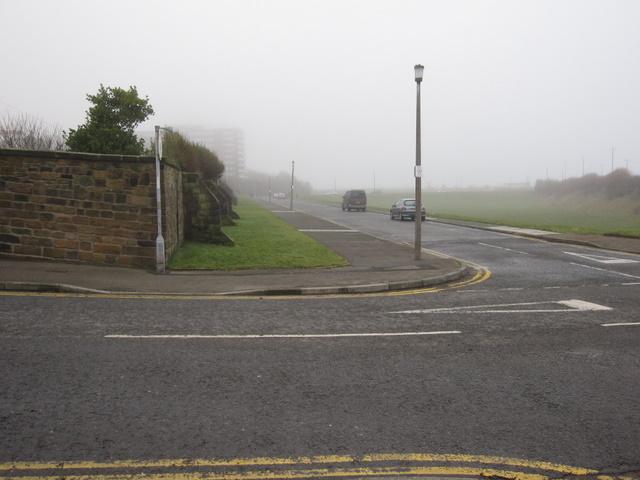 View across Atherton Street