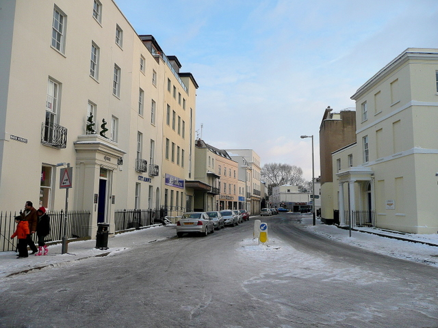 Bath Street, Cheltenham