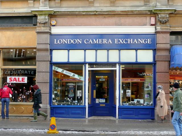 London Camera Exchange, Cheltenham