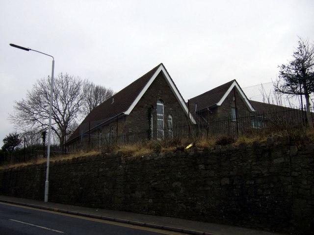 Former Prendergast School