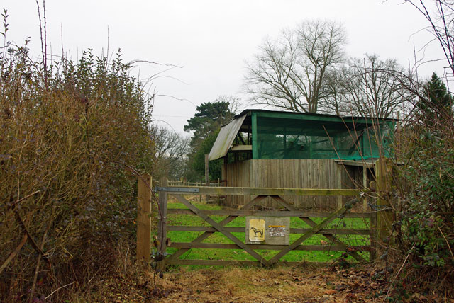 Some sort of barn?