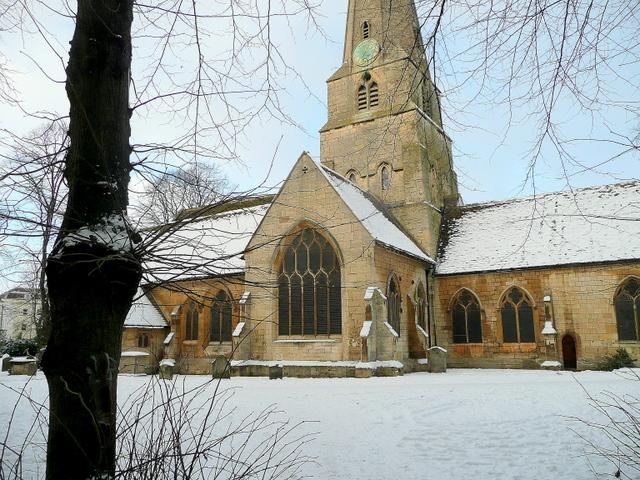 St. Mary with St. Matthew, Cheltenham