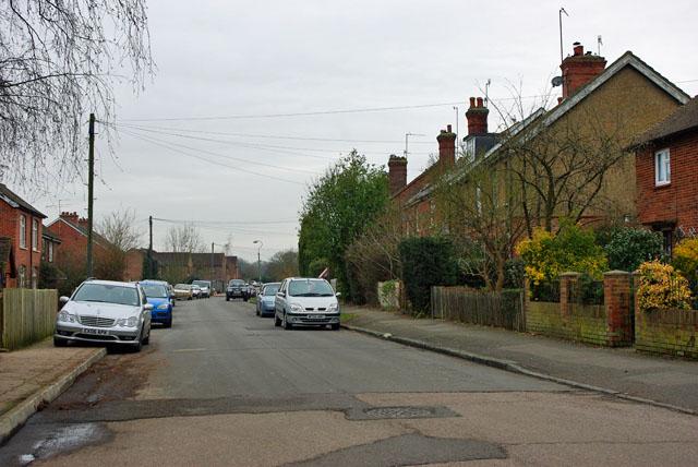 Lagham Road, South Godstone