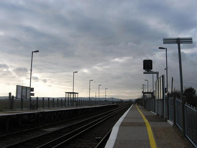 Pevensey Bay Station