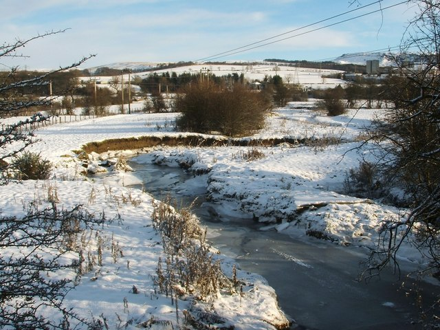 The Murroch Burn at Kilmalid